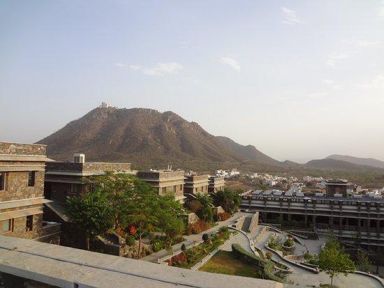 Ramada Udaipur Resort and Spa : view of resort 1