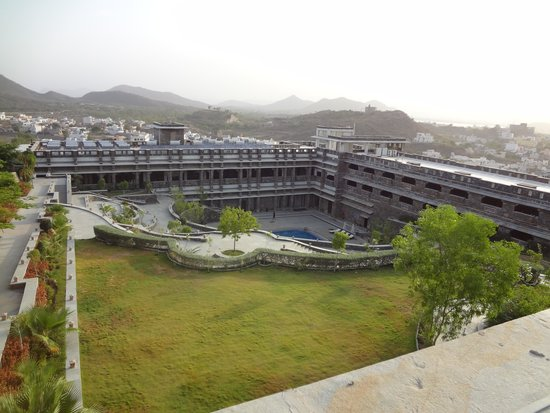 Ramada Udaipur Resort and Spa : View of resort 2