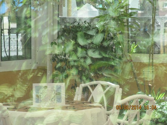 Hotel Elcano: Comedor