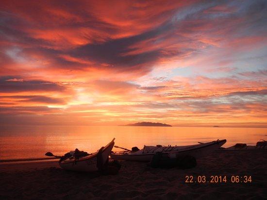 Baja Kayak Adventure Tours