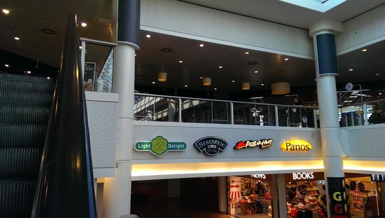 Autogrill Belux NV Brussels Airport
