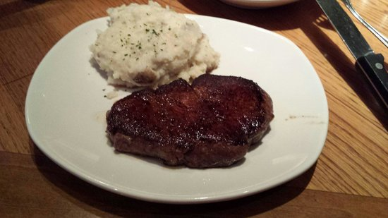 Outback Steakhouse : Vicoria's Filet