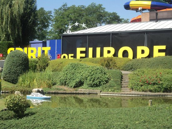 Mini-Europe: Europe Spirit