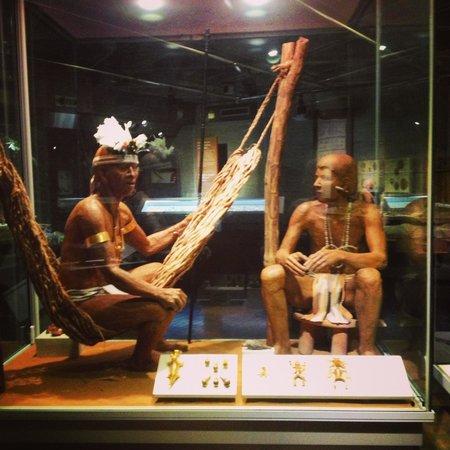 Museo de Oro Pre-Colombiano: Costa Rica