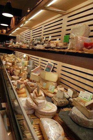 My Hush-Hush Paris Walking Tours: Cheese shop