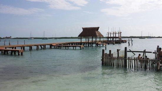 Playa Norte: Frescura a todo lo que da