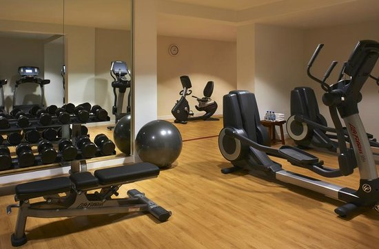 Le Meridien Delfina Santa Monica: Our fitness center offers state-of-the-art equipment.