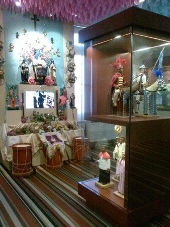 Memorial Minas Gerais - Vale : Sala do artesanato