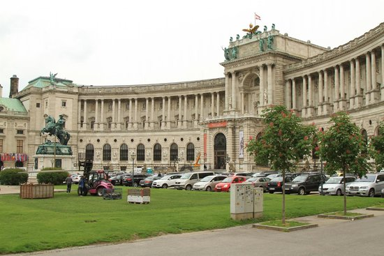 Hofburg: Imperial Palace
