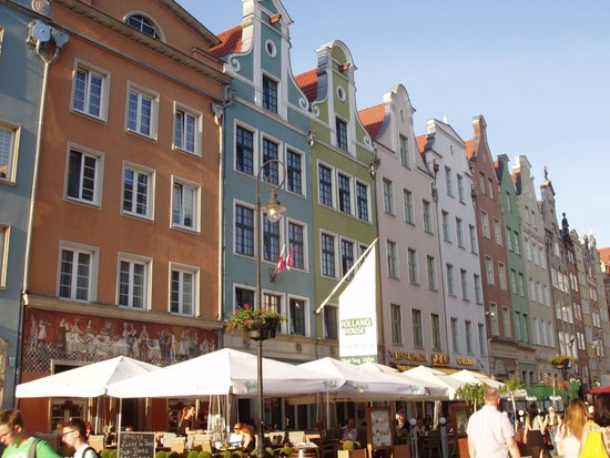 Dluga Street (ul. Dluga): Gdańsk ul Długa