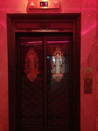 W Minneapolis - The Foshay: Foshay elevator doors