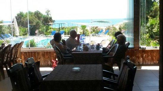 Hotel Grun : Restaurant
