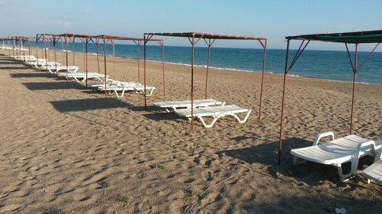 Hotel Grun : Plaj