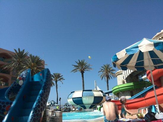 Le Marabout Hotel : aquapark