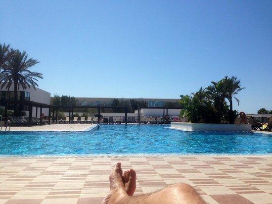 Barcelo Cabo de Gata: Piscina