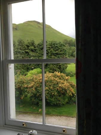 Swinside Lodge Hotel: a room with a View from my bedroom window
