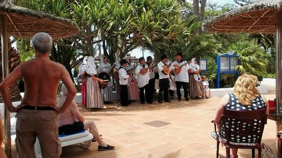 VIK Hotel San Antonio: Canarian day