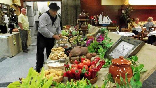 VIK Hotel San Antonio: Dining room