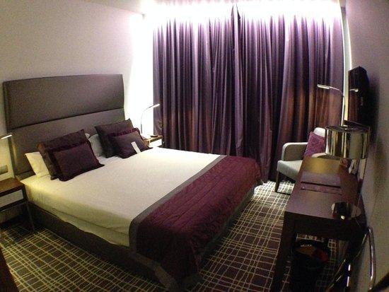 Neya Lisboa Hotel : Quarto do hotel