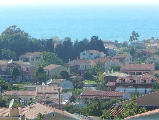 Century Resort: View from room 524