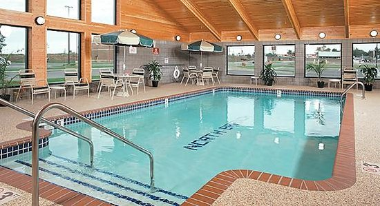 AmericInn Lodge & Suites North Branch: Americinn North Branch