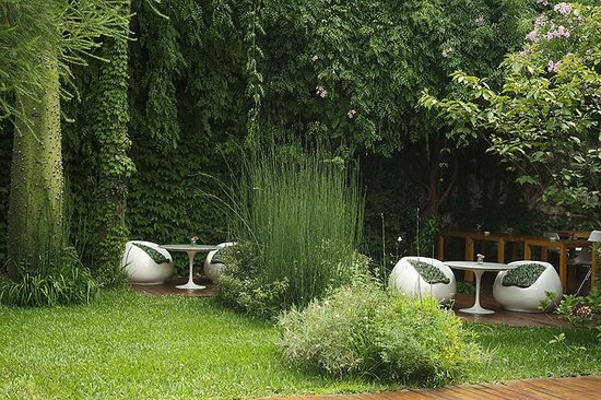 Home Hotel Buenos Aires: Garden at Home Hotel