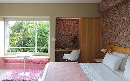 Home Hotel Buenos Aires : Superior Garden View