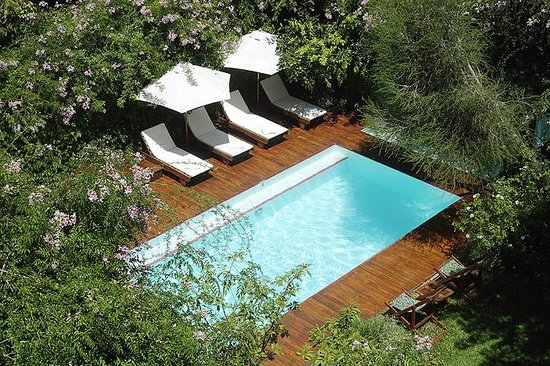 Home Hotel Buenos Aires: Pool at Home Hotel