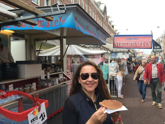 Albert Cuyp Market : Stroopwafels