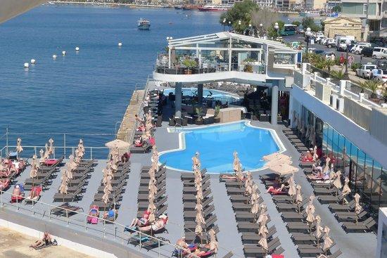 Hotel Fortina: main Pool Area