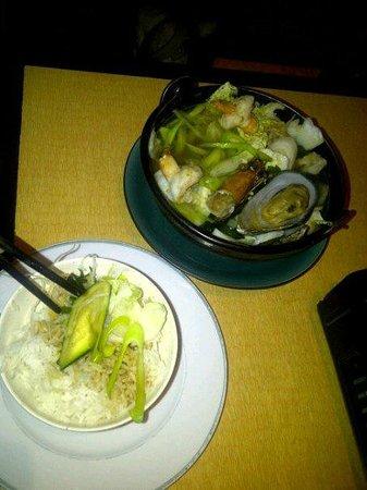 Niji Express : Umi no tak ara - Cocotte de fruits de mer