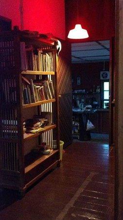 Amelia's Guesthouse: Cozy.