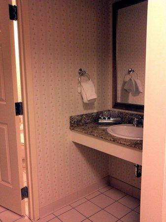 Hershey Lodge: Bathroom