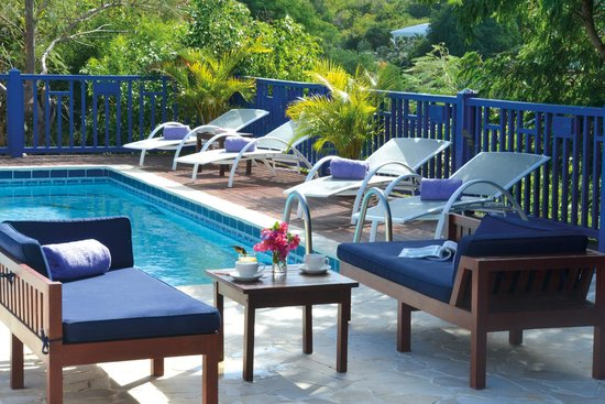 Marquis Boutique Hotel : SWIMMING POOL