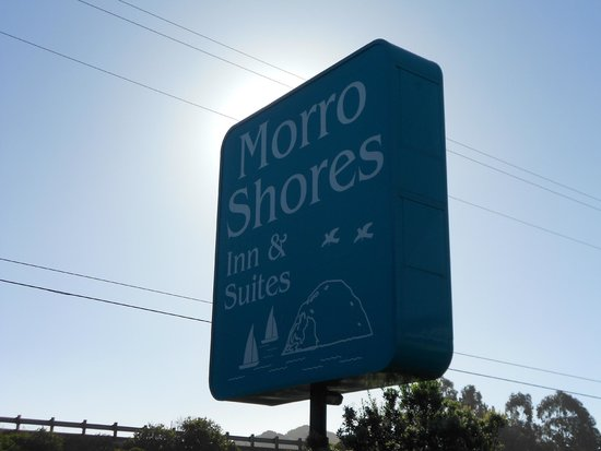 Morro Shores Inn & Suites: Exterior