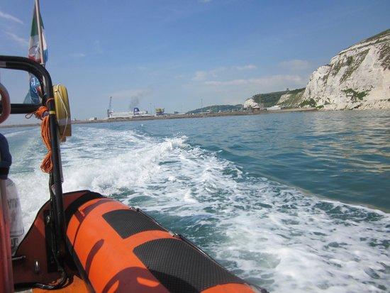 Dover Sea Safari: Dover