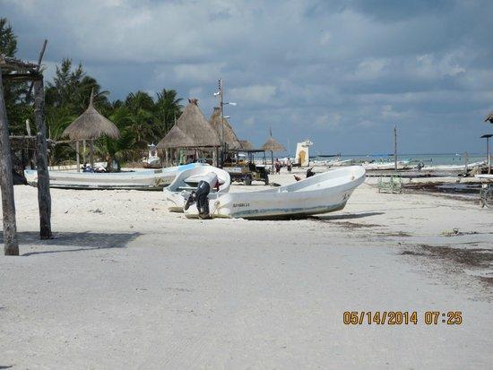 Holbox Hotel Mawimbi : Mawimbi Beach