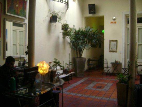ChillHouse: Área principal