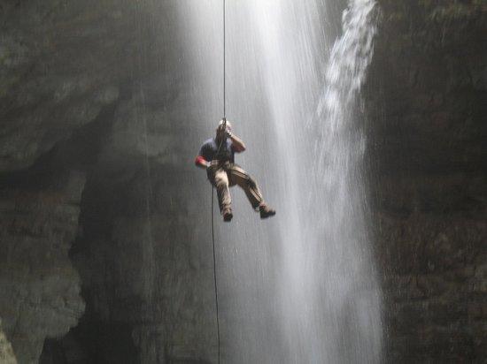 Fort Payne, AL: Rappelling Adventure at Falls