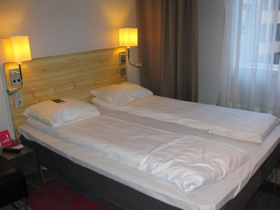 Comfort Hotel Xpress Youngstorget : Habitacion