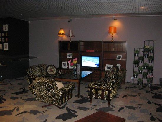Comfort Hotel Xpress Youngstorget: Salon-comedor comun