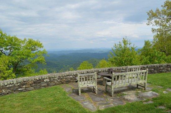 Gideon Ridge Inn: Gideon Ridge View