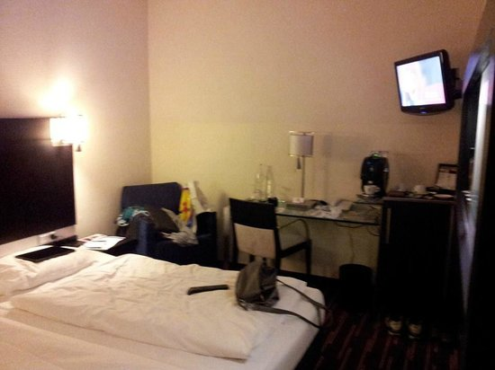 Mercure Hotel Potsdam City: ห้องพัก