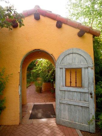 La Posada Hotel: Portal