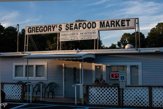 Gregory S Seafood Restaurant Market Manchester Township Menu Prices Reviews Tripadvisor