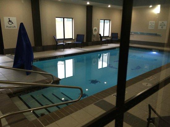 Holiday Inn Express Hotel & Suites Oklahoma City Southeast - I-35 : Pool
