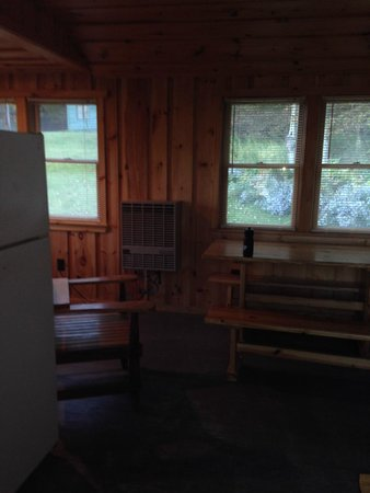 Allegany State Park Campground: congdon cabin