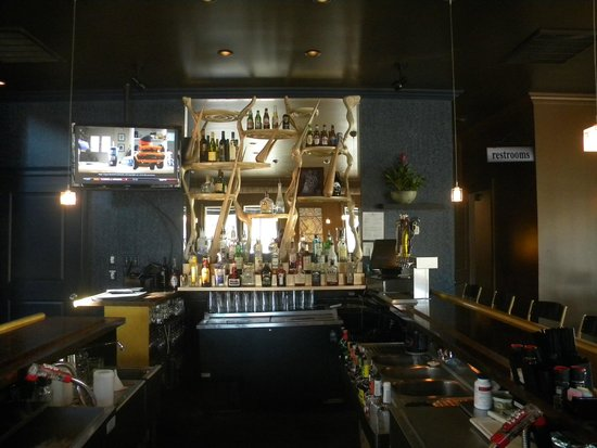 Rain Restaurant & Bar: Rain's Bar