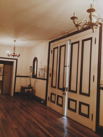 Eremita Cellars The front entrance the doors and stained glass are original to the & The front entrance the doors and stained glass are original to the ...