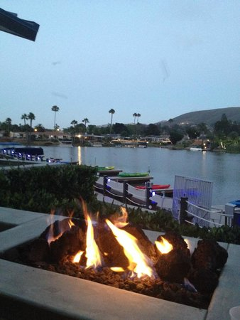Lakehouse Hotel & Resort: View from patio